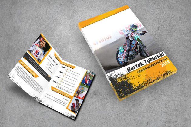 Bartek Tyburski Folder A4
