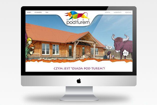 Osada pod Turem www.podturem.pl