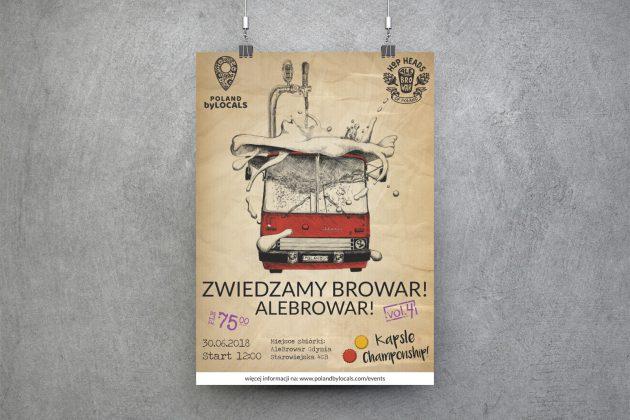 Poland by Locals Plakat wydarzenia organizowanego przez Poland by Locals