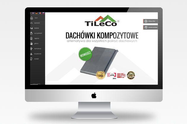 TiLeCo Dachówki Kompozytowe www.tileco.pl