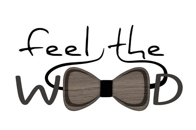 feel the wood