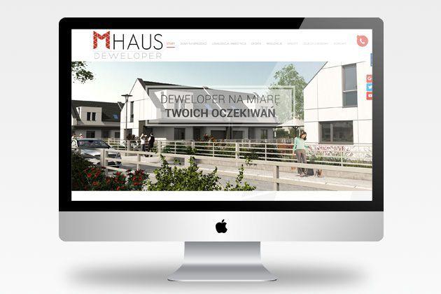 MHAUS Deweloper www.mhausdeweloper.pl