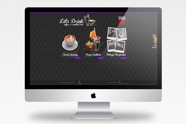 Let's Drink Coffee & cocktail bar www.letsdrink.pl