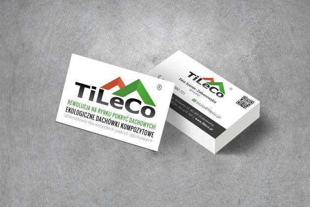 TiLeCo Wizytówki firmowe