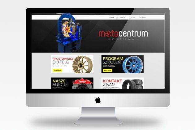 MotoCentrum Babimost www.maszynydofelg.pl