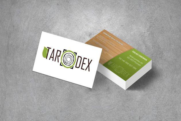 Tar Dex Wizytówki firmowe