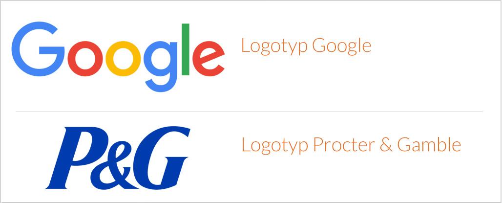 logo a logotyp różnica