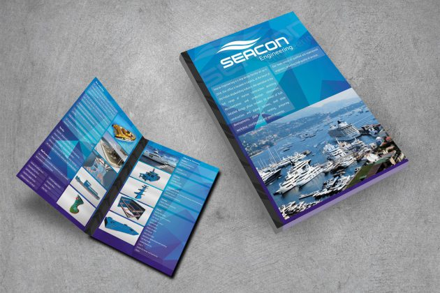 Seacon Folder A4