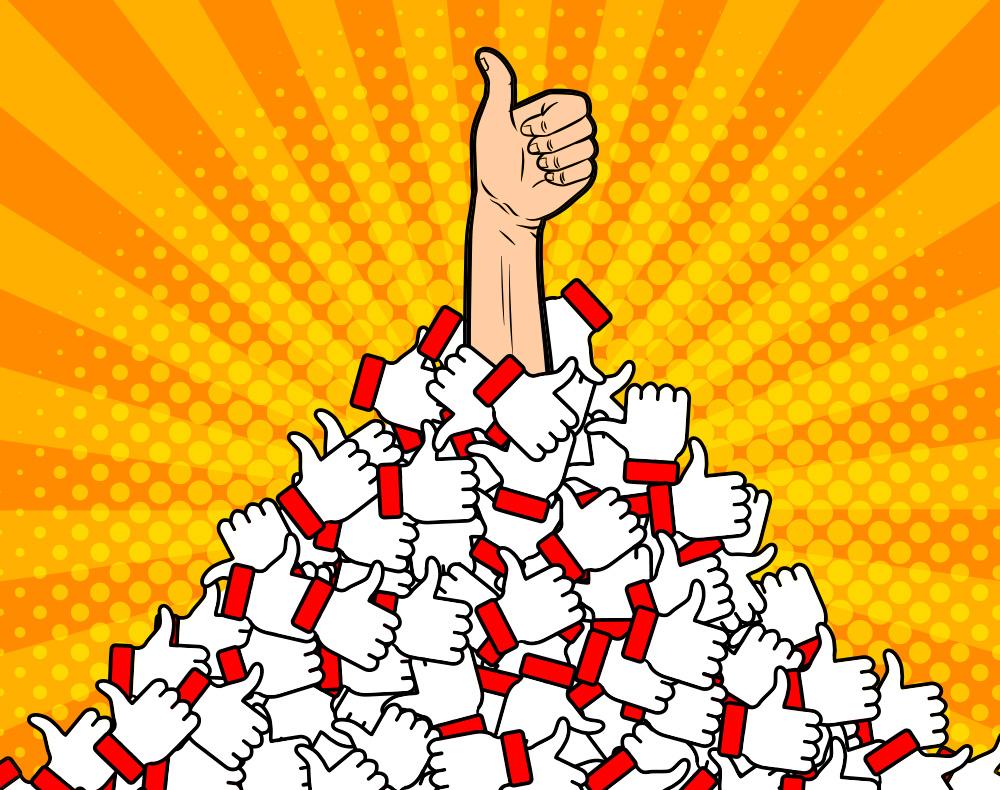 Jak zdobyć lajki na Facebooku?