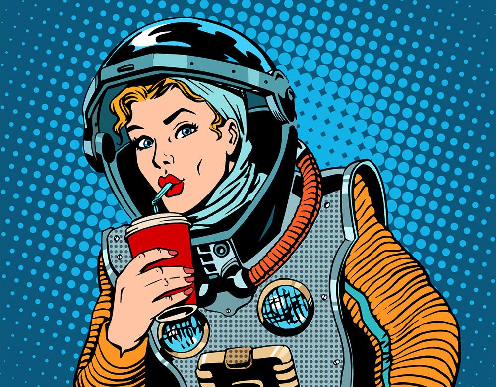 Coca Cola. Historia logo najsławniejszego napoju świata