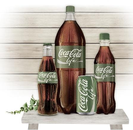 Coca Cola ze stewią
