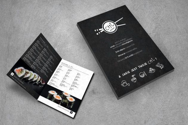 Chi Sushi Menu